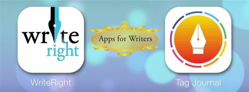 Apps for writers WriteRight and Tag Journal